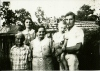Five generations, L to R: Lucinda Jane (Sis) Sumrall Collins, Addie Capps Howard, Frances Amanda Collins Capps, Archie T. Howard holding Thomas Ray Howard -5 generations -