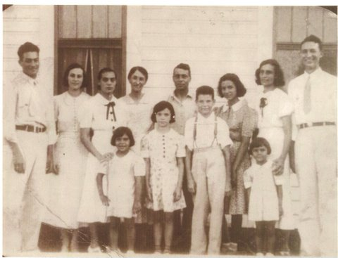 the Smith-Knight Family, Collection of Janet Carver