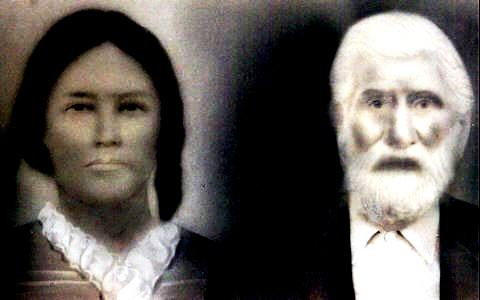 Rebecca Jenkins and Joseph Newton Knight