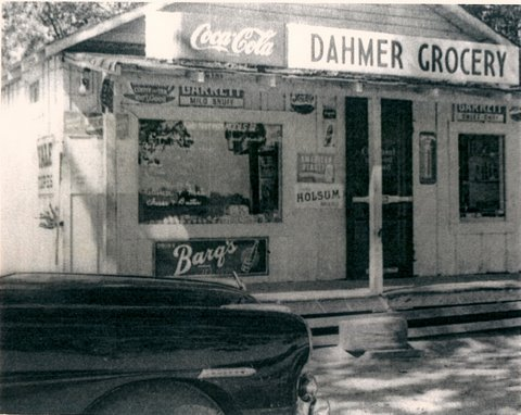 Dahmer Grocery Store