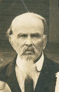 Jasper J. Collins, Civil War Unionist, New South Populist and Universalist. Photo courtesy of Constance Bradley.