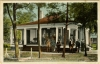 Hayes Cottage, Beauvoir Soldiers Homes, Biloxi, MS, where C. S. Sumrall once resided.