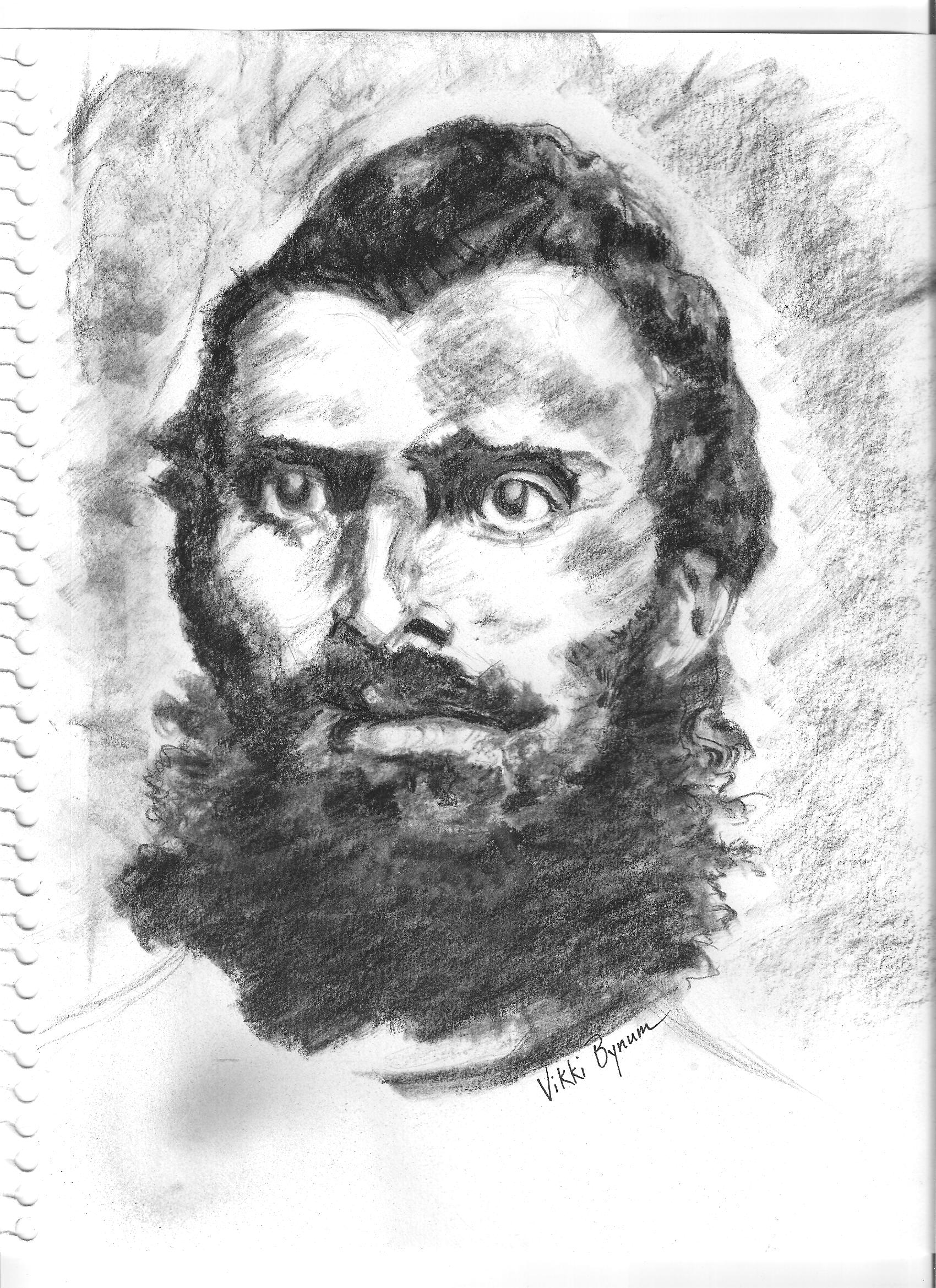 Civil War People Drawings