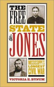 Rachel and Newt, cover of Free State of Jones