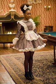 "Daniele Watts as ""Coco"" in the film Django Unchained."