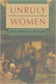 Unruly Women cover