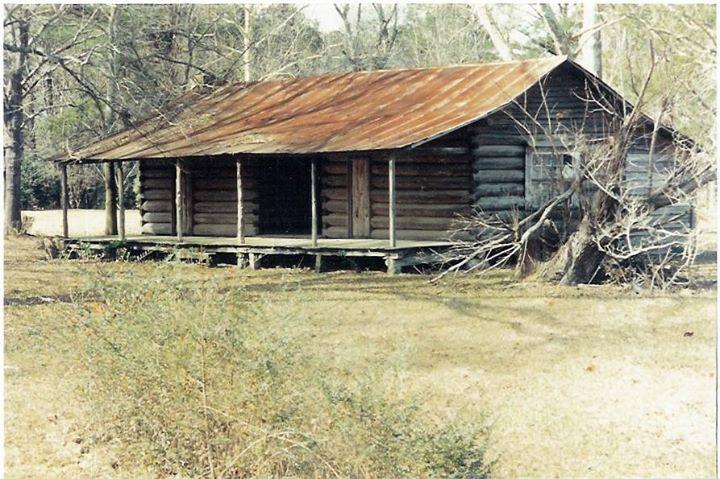 Wm Harrison Mauldin home, courtesy of Ed Mauldin