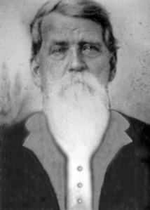 Thomas P. Maness. Photo courtesy of Lacy A. Garner