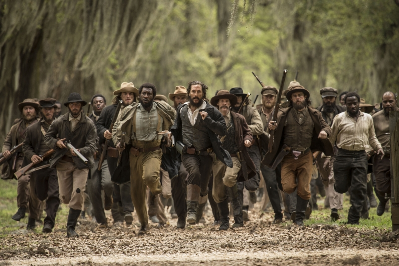 Free State of Jones, the movie